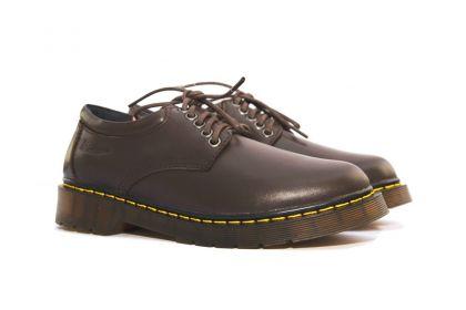 Giày da dr martens nam cổ thấp 8053 thái lan màu nâu