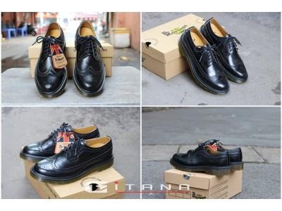 Hướng dẫn lựa chọn đế giày Dr. Martens phù hợp với phong cách