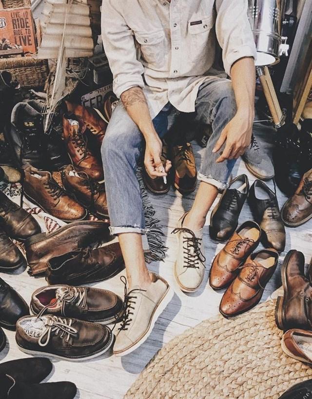 Hãy chọn giày thoải mái - hợp nhất với mình