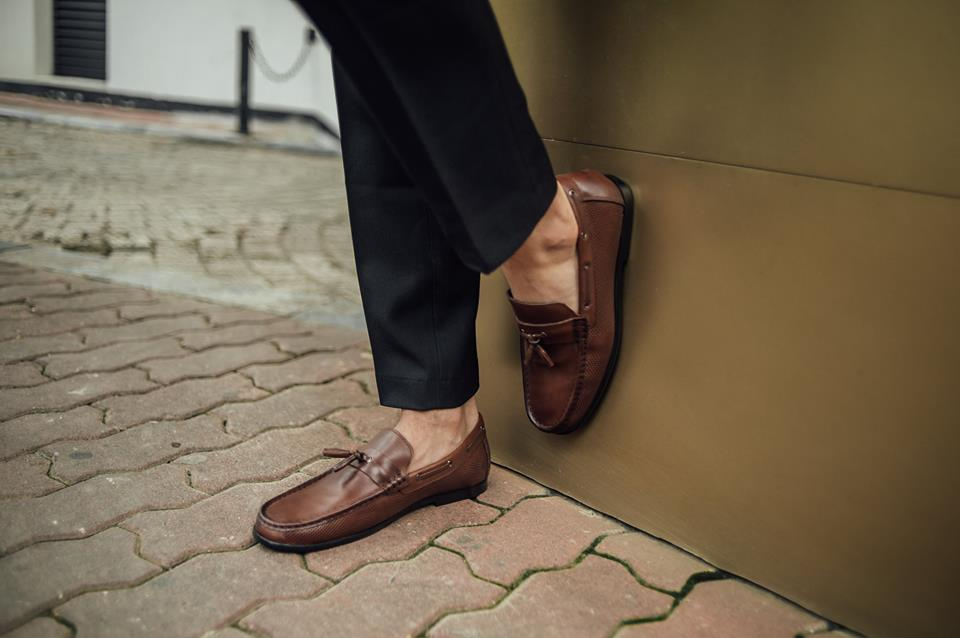 Giày lười đẹp