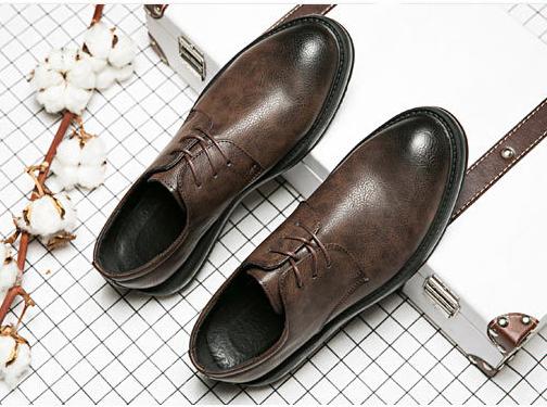 Mẫu giày tây bụi