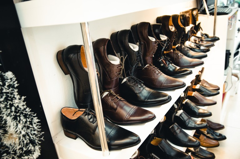 Một số mẫu giày cực đẹp cho quý ông