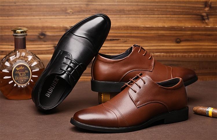 Một số mẫu giày lý tưởng cho quý ông