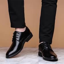 Các bạn nên phối màu giày tây nam cao cấp hợp lý