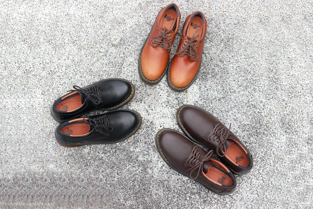 Mẫu giày nam 2018 được giới trẻ ưa chuộng